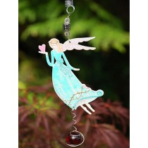Hand Crafted Angel Hanging Weathervanes