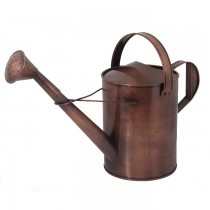 Hand Made Galvanized Zinc Coated Watering Can