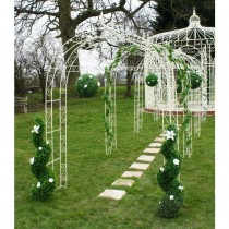 Hand Made Wrought Iron Garden Arch
