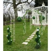 Hand Made Wrought Iron Garden Arch