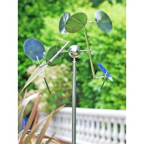 Handcrafted Stainless Steel Garden Weathervanes