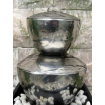 Handmade And Polished Stainless Steel Water Fountain