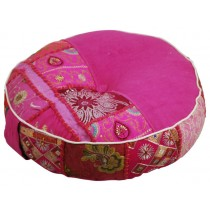 Handmade Stylish Pink Cushion