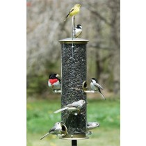 Hanging Big Tube Seed Bird Feeder