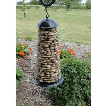 Hanging Peanut Bird Feeder