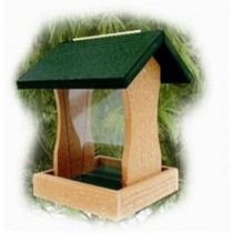 Hanging Plastic Bird Feeder