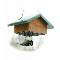Hanging Upside Down Suet Bird Feeder