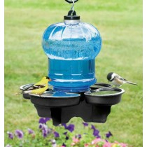 Hanging Waterer - Bird Bath