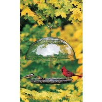 High Quality Brass Hanging Bird Feeder