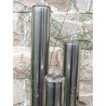 High Quality Handmade And Polished Steel Water Fountain