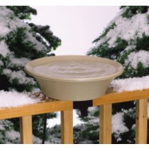 High Quality Heated Bird bath