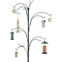 High Quality Metal Bird Feeding Station Tree