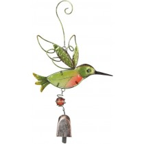 Humming Bird Garden Wind Chime