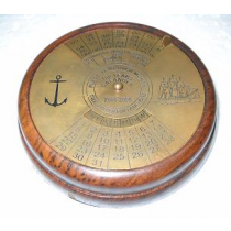 Hundred Years Calender, 4 Inches