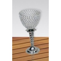 Hurricane Candle Holder 42*18 cms