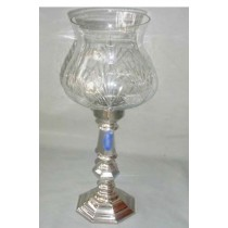 Hurricane Lamp 25 Inches
