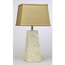 Iron Base Table Lamp