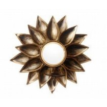 Iron Sunflower Wall T-Lite
