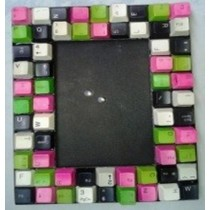 Multiclored Photo Frame