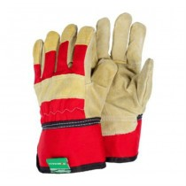 Kids Leather Gloves