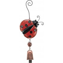 Lady Bug Garden wind chime