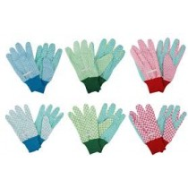Lady Garden Gloves Red Color