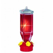 Lantern Shaped Plastic Hanging Bird Feeder