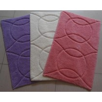 Large-Unique Design Bathmats
