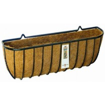 Large Rectangle Wall Basket