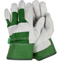 Medium Size Green Gardening Gloves