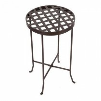 Large Size Metal Flowers Plant Stand