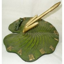 Leaf Type Green Color Sundial