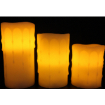 LED candle light  with 4 hours timer
