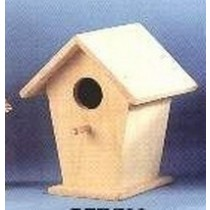 Love Bird Wooden House
