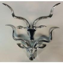 Male & Female Gazelle Wall Head 41Cm