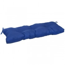 Marine Blue 51 Inch Polyester Cushion