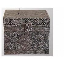 Mat Antique Jewelry Box