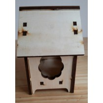 MDF High Quality Wooden Bird House