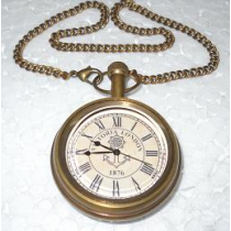 Medal Clock, 2 Inches