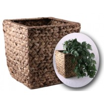 Medium Size Rattan Flower Pot Planter