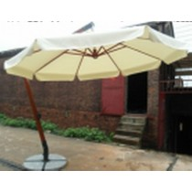 Medium Wooden Hanging Umbrella(Dia 3 M Round)