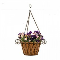 Metal Hanging Flower Basket