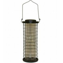 Metal Stumper Hanging Bird Feeder