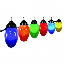 Modern Assorted Color String Light Set
