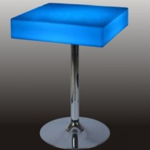 Modern LED Square Table