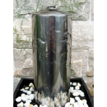 Modern Stainless Steel Water Fountain