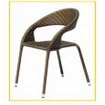 Modern Style Wicker Restaurant Rattan Chair