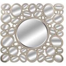 Multi Circle Wall Mirror