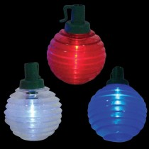 Multi Color Globe LED Light Set