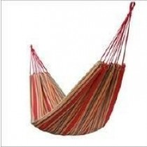 Multi Vibrant Colors Cotton Double Hammock